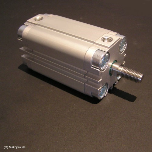 Air cylinder for sealing unit